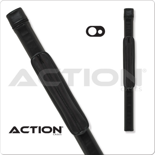 Action ACNP11 1x1 Ballistic Hard Cue Case With Long Pouch
