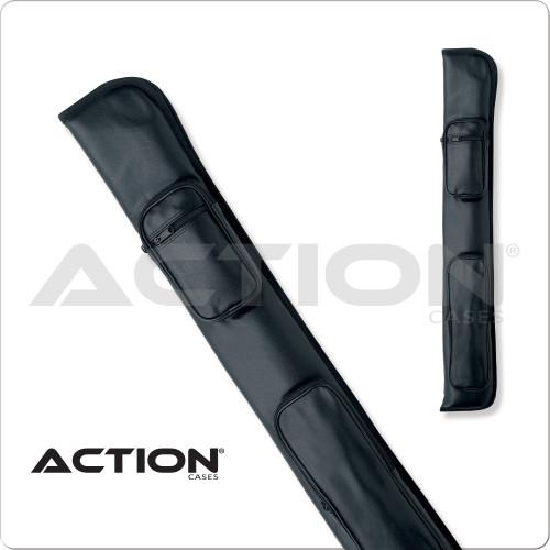 Action ASC03 1x2 Vinyl Soft Cue Case