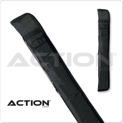 Action ASC04 1x2 Textured Vinyl Soft Cue Case