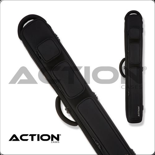 Action ACX24 Sport 2x4 Black Soft Cue Case