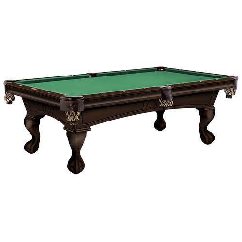 Gebhardts Richmond Pool Table Ball & Claw Leg