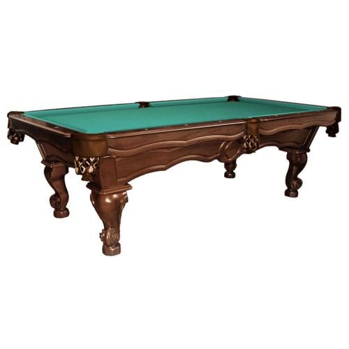 Gebhardts Bordeaux Pool Table