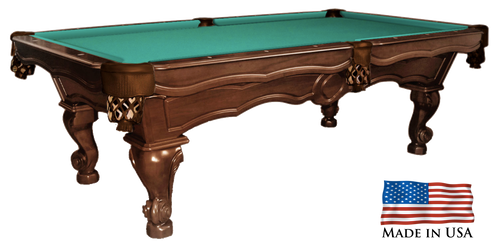 Gebhardts Bordeaux Pool Table