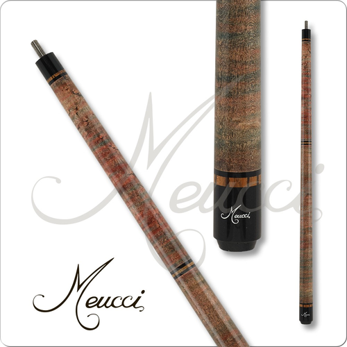 Meucci All Natural Wood ANW01 Pool Cue
