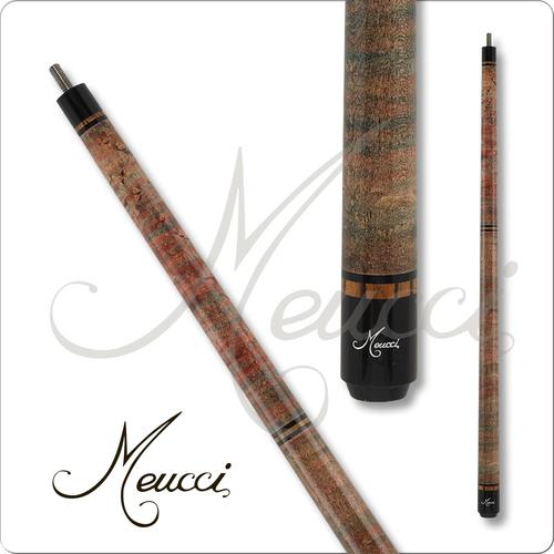 Meucci All Natural Wood ANW01 Pool Cue