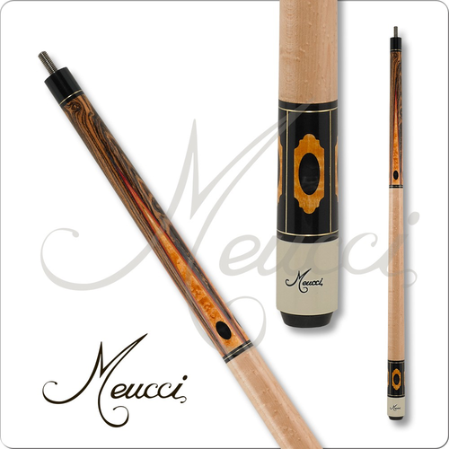 Meucci All Natural Wood ANW02 Pool Cue