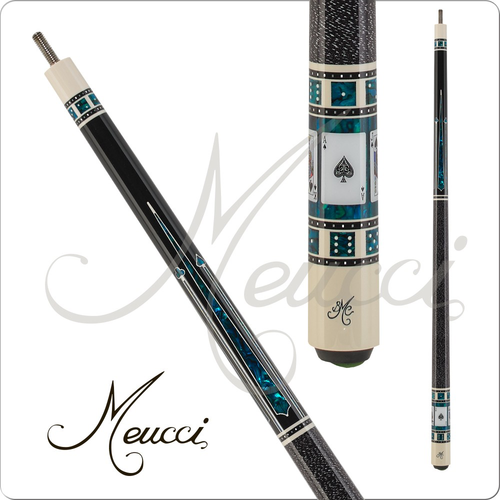 Meucci Bob Meucci Customs Casino 3 Pool Cue