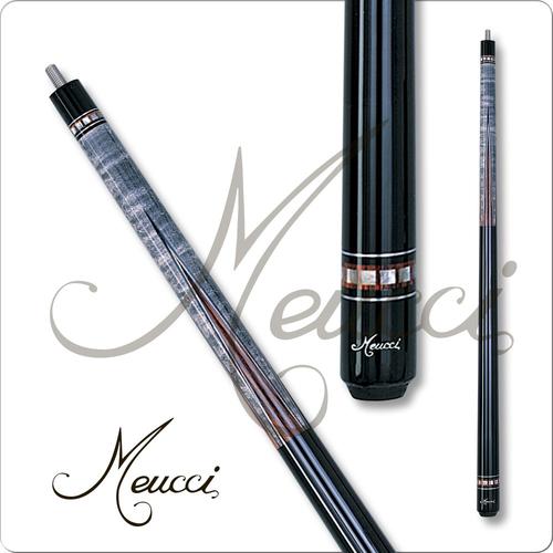 Meucci FR-1/MEF01 Black Dot Pool Cue