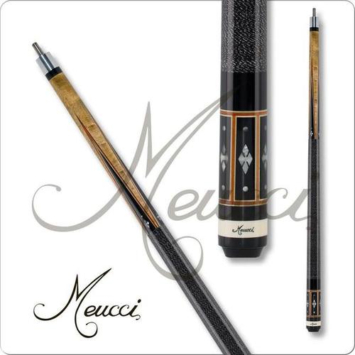 Meucci Hi-Pro 1/HP-1 Black Dot Pool Cue