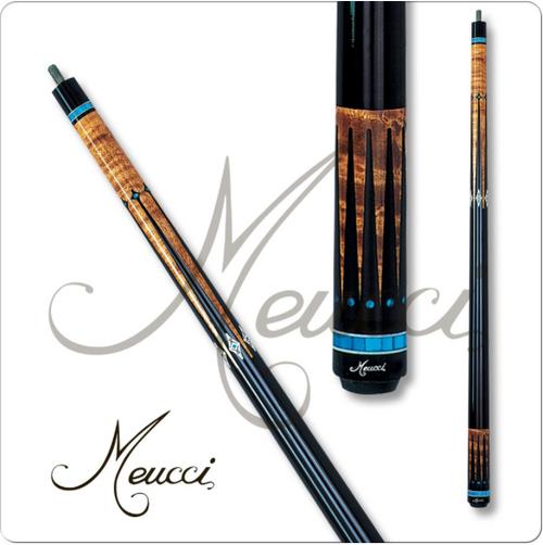 Meucci Hi-Pro 3/HP-3 Black Dot Pool Cue