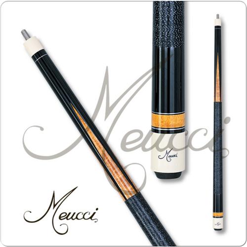 Meucci Power Piston PP-2/MEP02 Black Dot Pool Cue