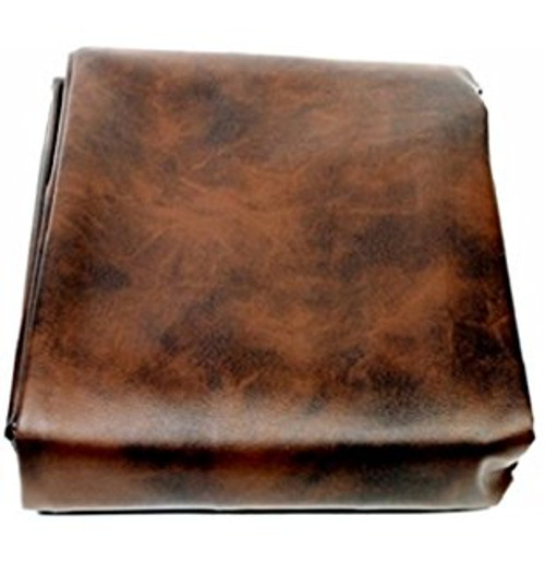 Imperial Naugahyde Fitted Cover 7' Brown