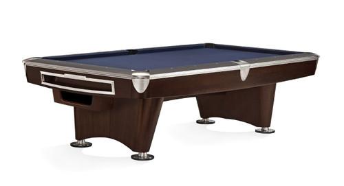 Brunswick Gold Crown VI Skyline Walnut Pool Table