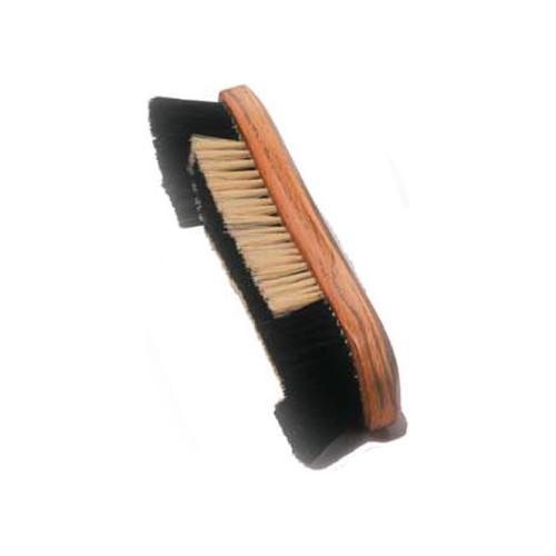"Imperial 10-1/2"" Horse Hair Pool Table Brush Walnut"