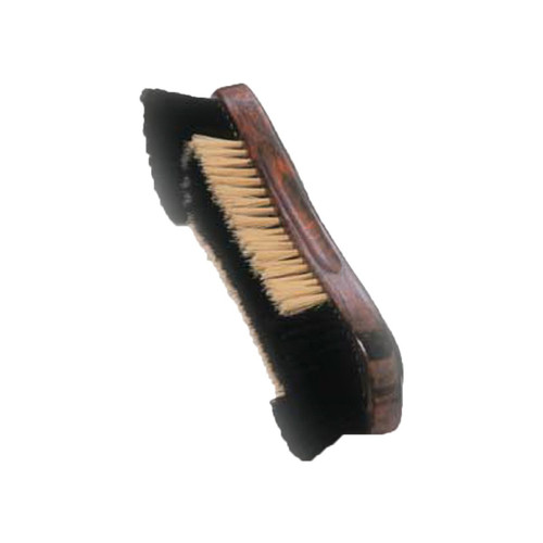 "Imperial 10-1/2"" Horse Hair Pool Table Brush Mahogany"