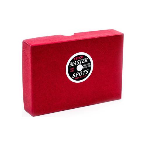 Tefco Master Billiard Table Spots, Gross Box of 144