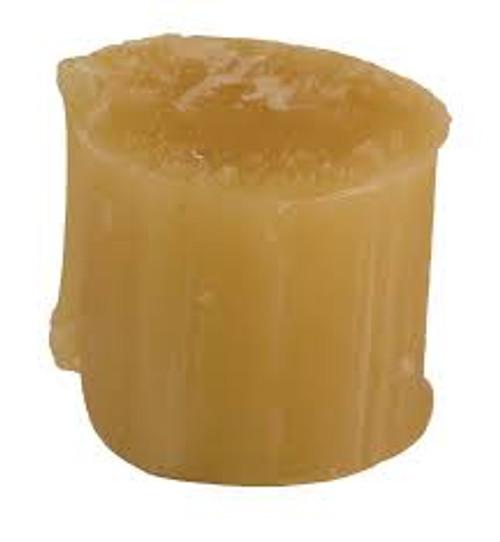 Bees Wax Filler, 1 Ounce Block