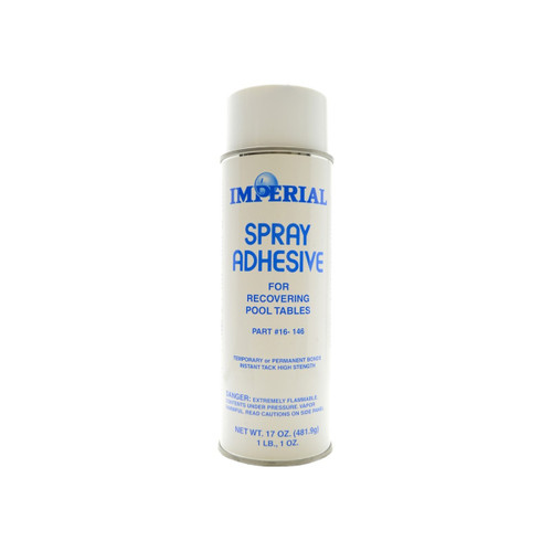 Imperial Spray Cloth Adhesive