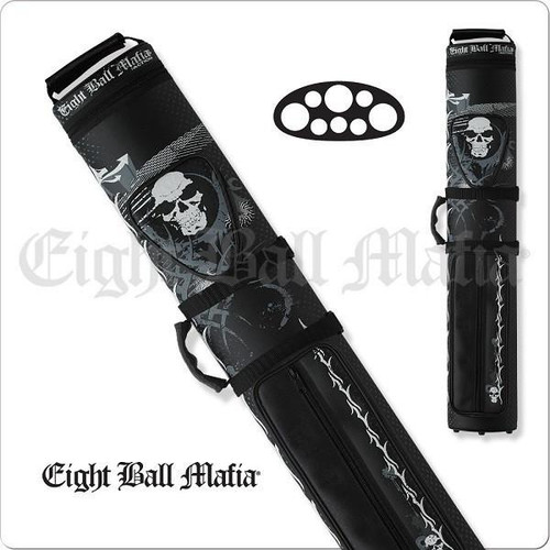 Eight Ball Mafia EBMC35A 3x5 Hard Cue Case