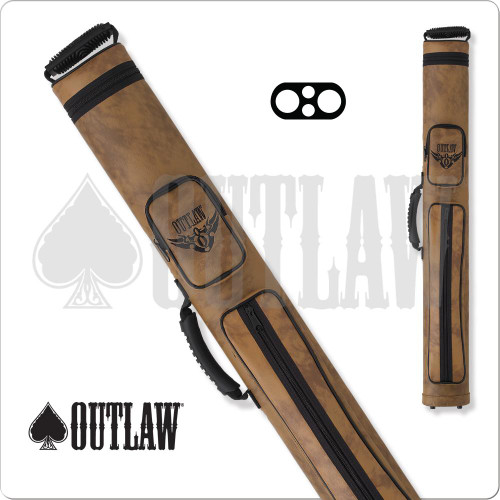 Outlaw OLH22 Wings 2x2 Hard Cue Case