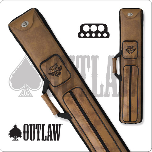 Outlaw OLH35 Wings 3x5 Hard Cue Case