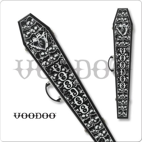 Voodoo VODCOFB 1x1 Coffin Box Cue Case