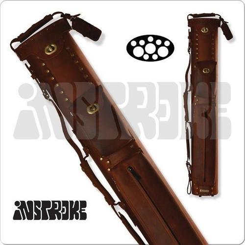 InStroke ISB37 Buffalo 3x7 Leather Case