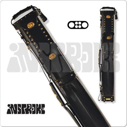 InStroke ISC24 Cowboy 2x4 Black Leather Case