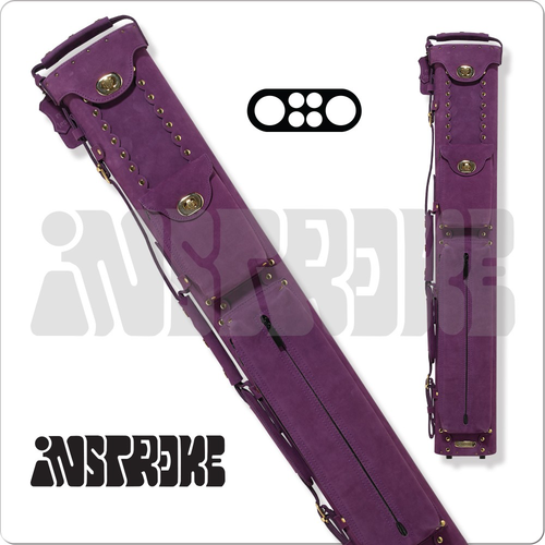 Instroke ISL24 Limited 2x4 Purple Leather Case