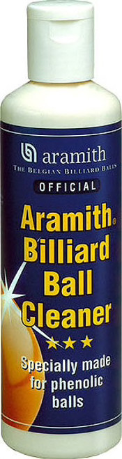 Aramith Billiard Ball Cleaner 8.4oz Bottle