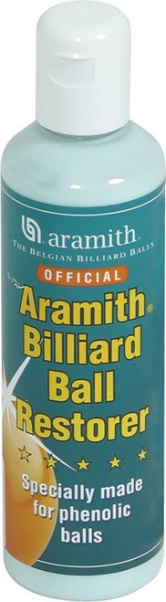 Aramith Billiard Ball Restorer 8.4oz Bottle