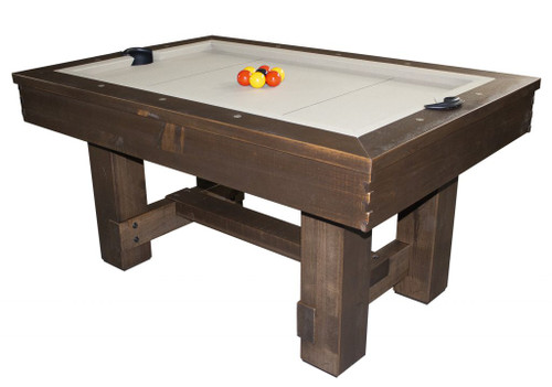 Olhausen Bantam Rustic Pool Table