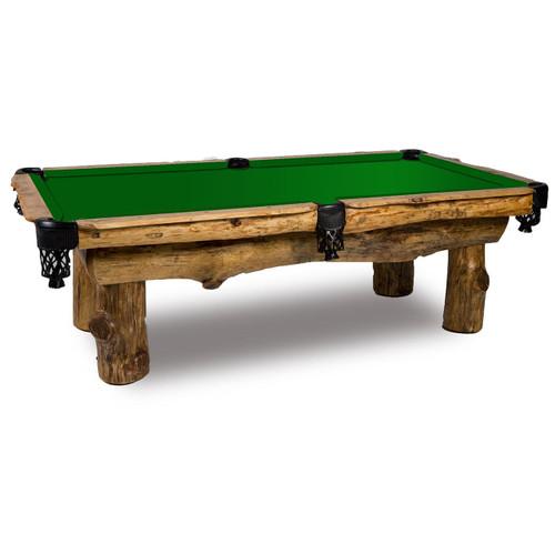 Olhausen Ponderosa Pool Table Medium Stain