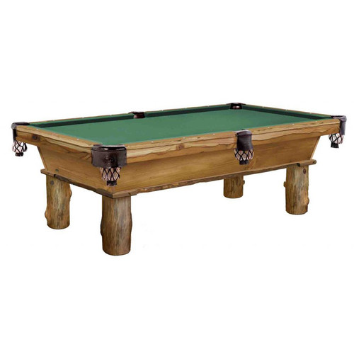 Olhausen Cumberland Rustic Pool Table