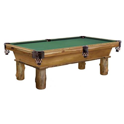 Cumberland Rustic Pool Table