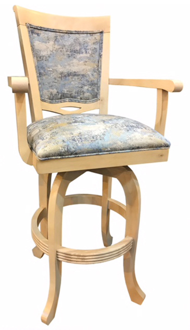Tobias 400 with Arms Stool