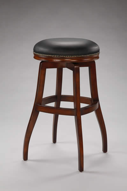Tobias Backless S-Base Stool