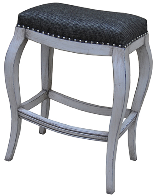 Tobias Macau Backless Stool