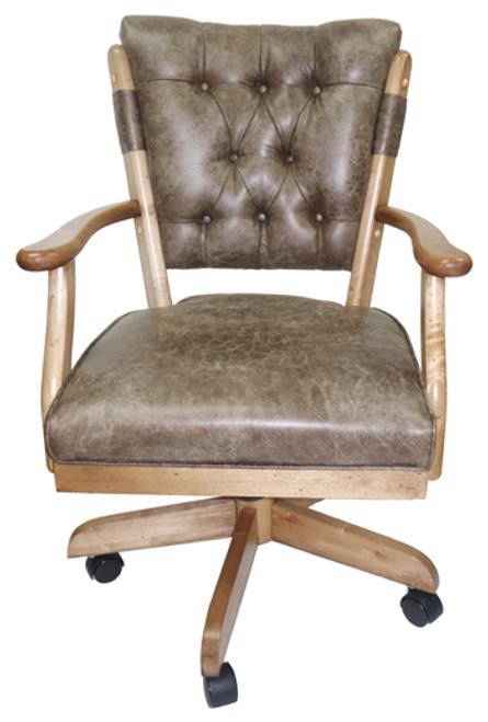Tobias Vintage Caster Chair