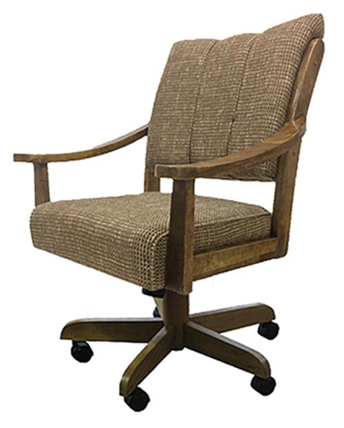 Tobias Casa Caster Chair