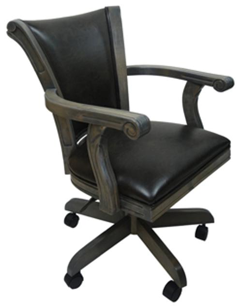 Tobias Caribbean Caster Chair
