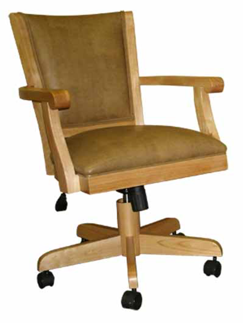 Tobias Coco Caster Chair