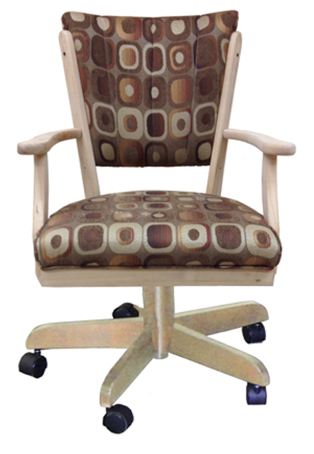 Tobias Classic Caster Chair