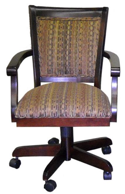 Tobias Mango Caster Chair