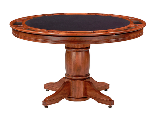 Darafeev Algonquin Poker Dining Game Table
