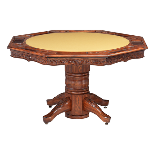 Darafeev Chateau Poker Dining Game Table