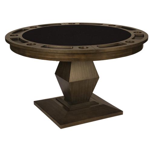 Darafeev Euclid Poker Dining Game Table