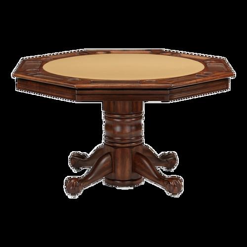 Darafeev Serrengetti Poker Dining Game Table