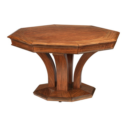 Darafeev Treviso Octagonal Poker Dining Game Table