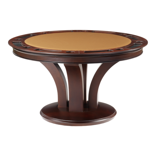 Darafeev Treviso Round Poker Dining Game Table